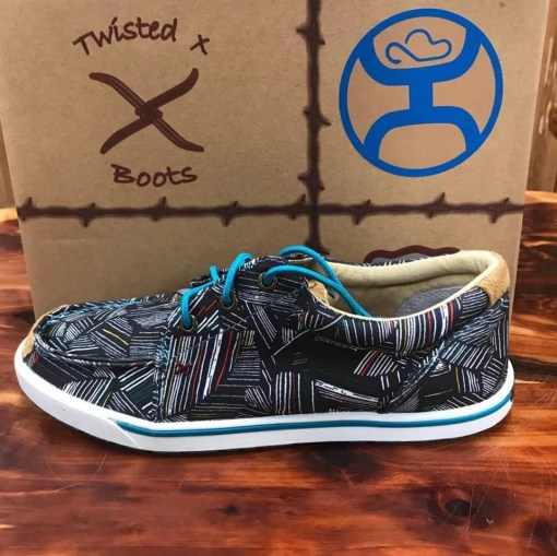 Women's Twisted X Hooey Lopers WHYC003