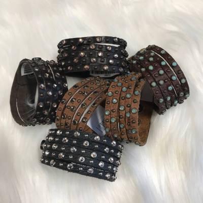 Rowdy Cowgirl 5 Strand Bracelet