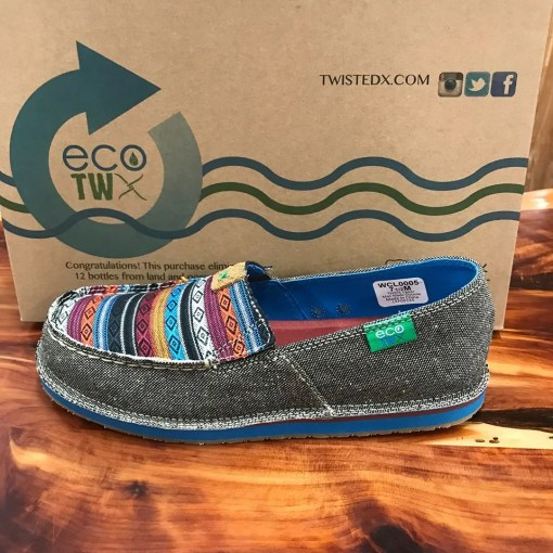 Women's Eco Twisted X Serape Loafer WCL0005