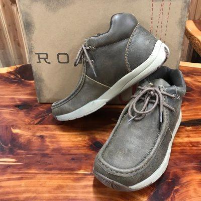 Roper Men's Clearcut Vintage Leather Chukka