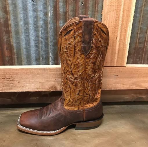 Men's Ariat Bronc Stomper Square Toe Boots 10025070