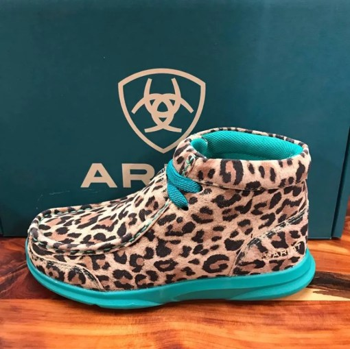 Kid's Cheetah/ Teal Spitfire 10025188