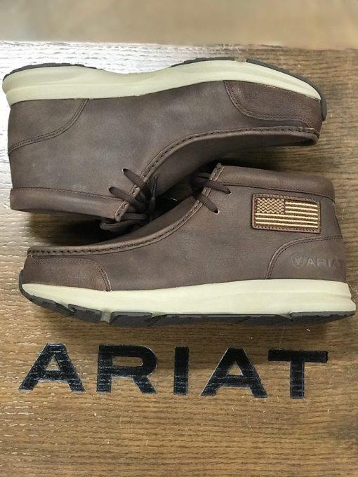 Ariat Men's Spitfire Patriot Chukka 10027413