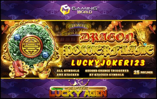 Slot Online Joker123 Dragon Power Flame