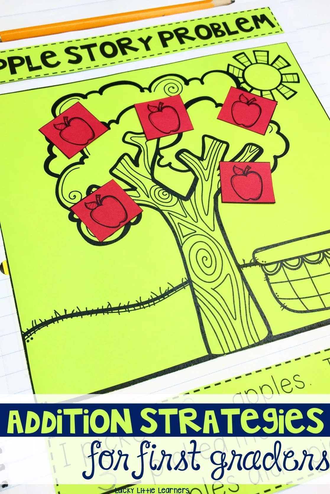Great Addition Strategies To Help Your First Graders Learn
