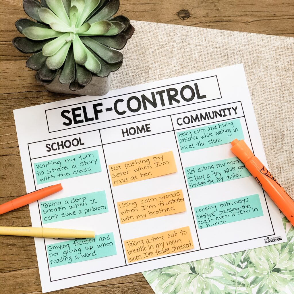 Must Have Children S Books And Videos About Self Control