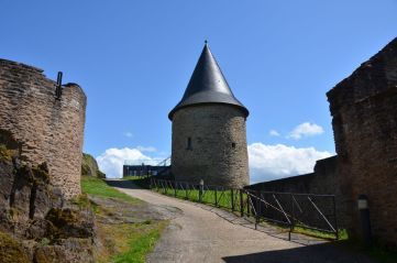 Chateau de Bourscheid