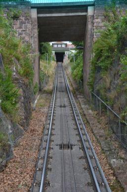 Standseilbahn Baden-Baden Merkur