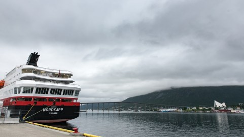 Norwegen 2016 Tag 8-13