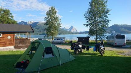 Herstellerlink zum Vaude Chapel L 3P in Norwegen
