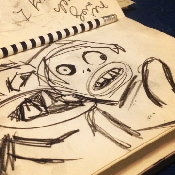 Sketch-Rachelodonnell