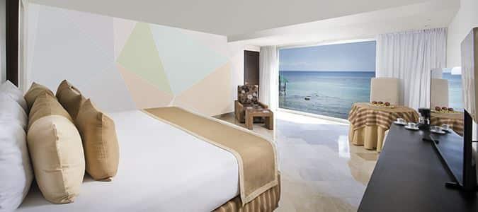 all inclusive romantic resort riviera maya mexico