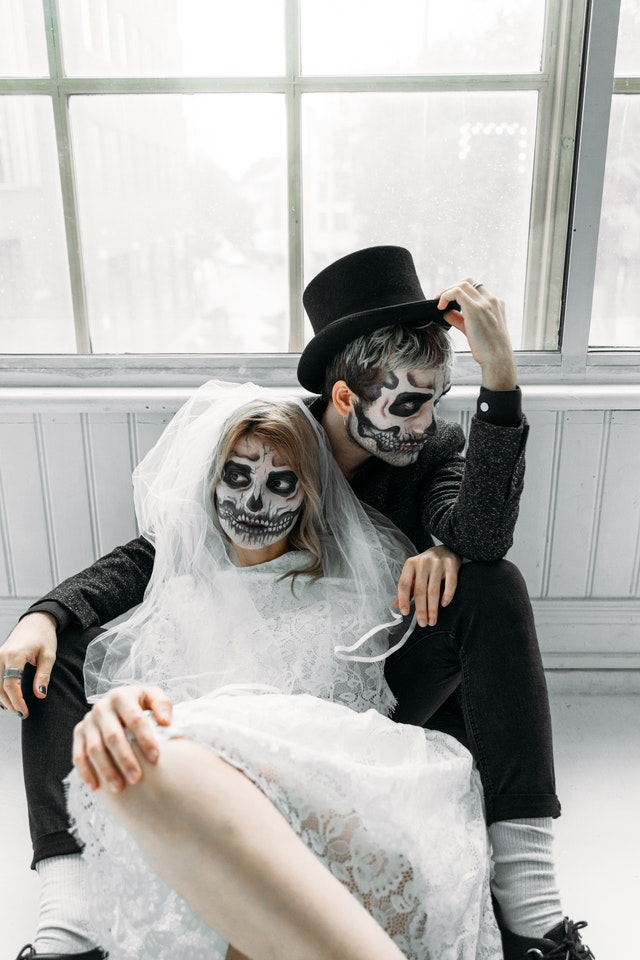 halloween wedding ideas, Halloween inspired wedding
