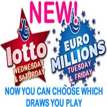Search Lotto selectdraw