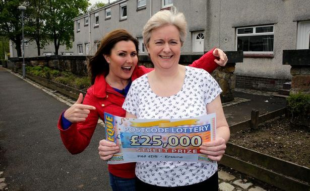 Peoples Postcode Lottery Winners