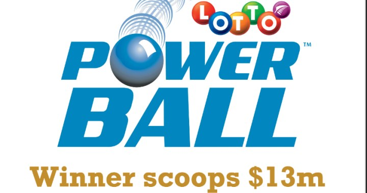 Powerball Win