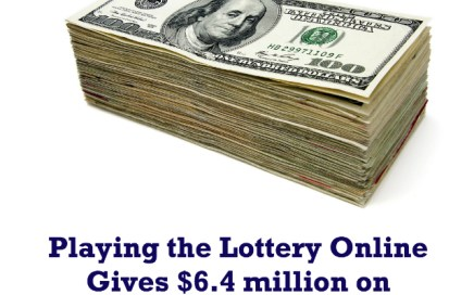 Playing the Lottery Online