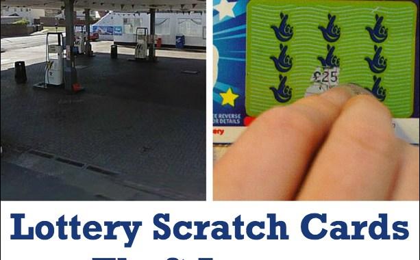 Lottery Scratch Cards2