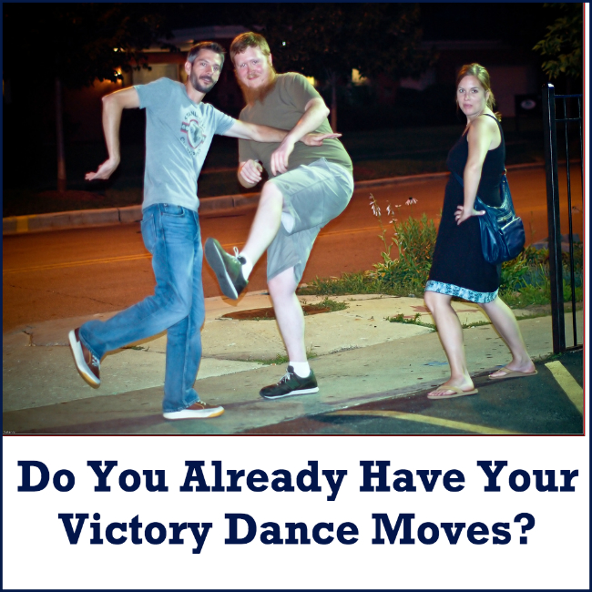 Victory Dance Moves