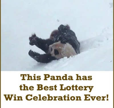 Best Lottery Win Celebration
