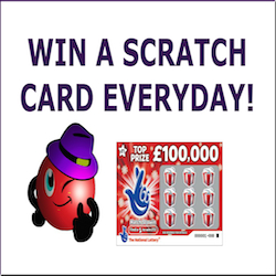 Win a Scratch Card Daily 250