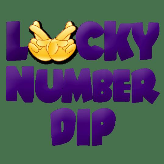 Lucky Number Dip Logo