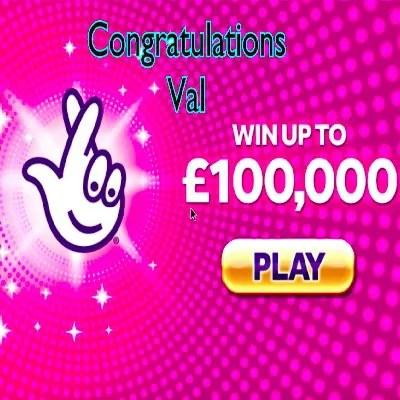 Daily Prize Draw Winner 10-09-2020