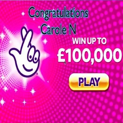 Daily Prize Draw Winner 23-09-2020