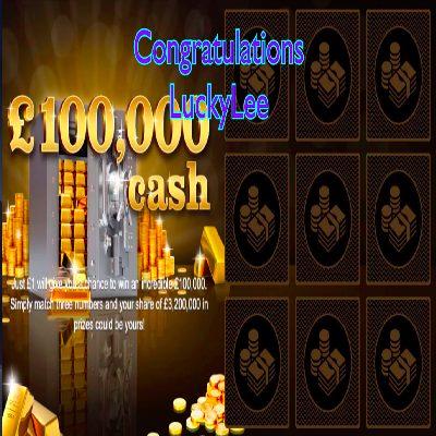 Daily Prize Draw Winner 18-02-2021