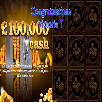 Daily Prize Draw Winner 02-05-2021