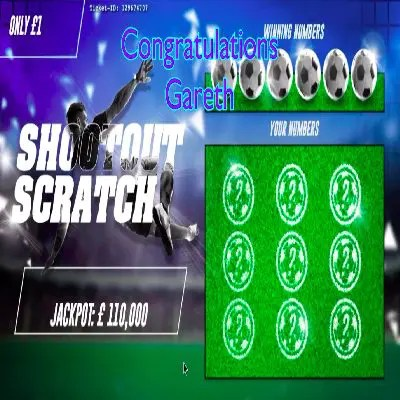 Daily Prize Draw Winner 01-10-2021