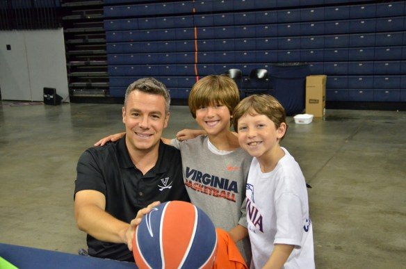 Tony Bennett UVA basketball