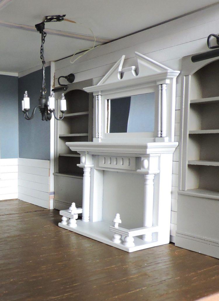 A Fixer Upper Inspired Room