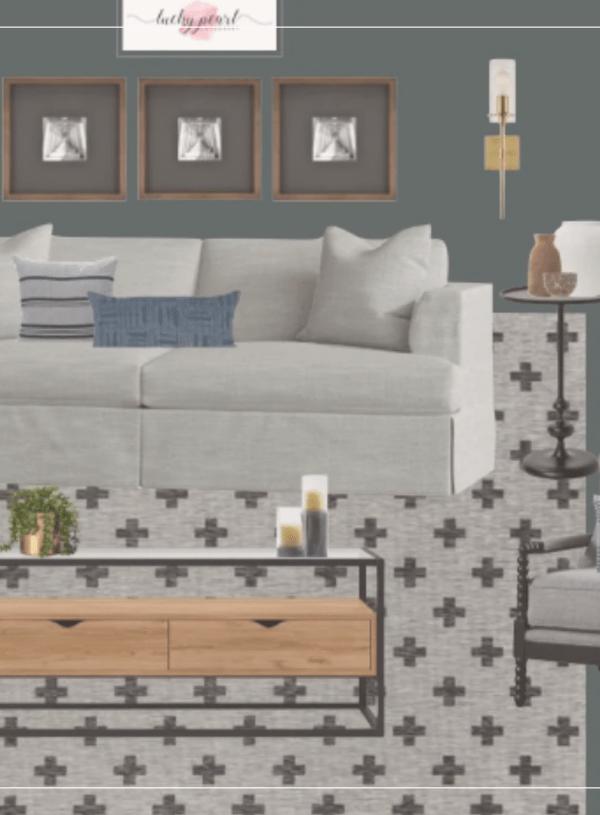 Mood Board Sunday: The Living Room