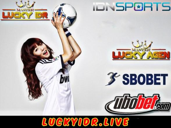 Agen Taruhan Bola Online Terbaik | LuckyIDR