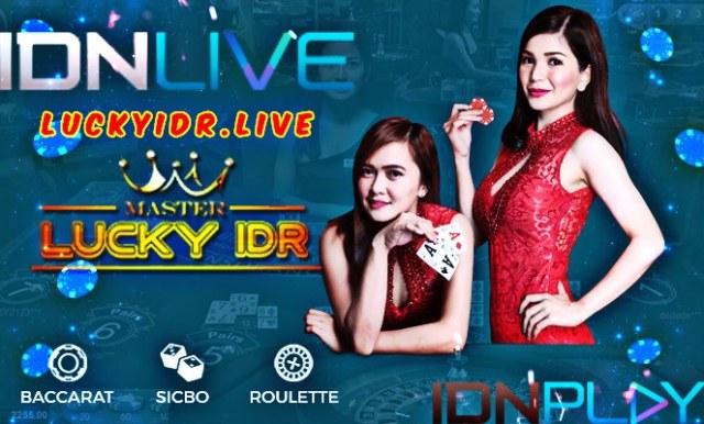 IDNLive Agen Judy CASlNO Online Terbesar | LuckyIDR