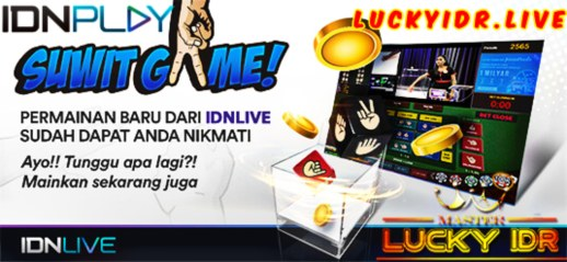 Judi Casino Suwit Game Online IDNLive