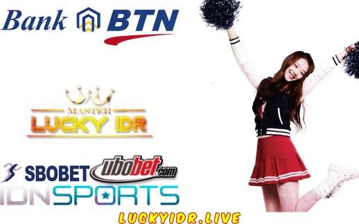 Situs Judy Bola Online Bank BTN | LuckyIDR
