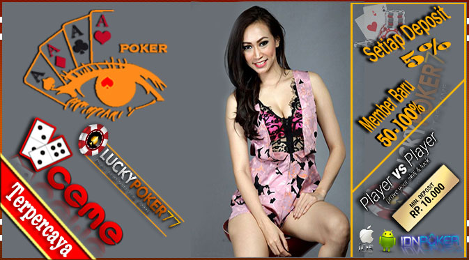 Situs Poker Online - Permainan Judi Online Poker Teraman