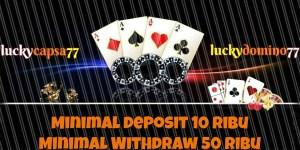 Deposit Poker Online Termurah