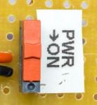 Data Logger Power Switch