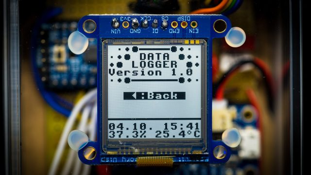 Sharp Display Driver 8×8 Timer 2
