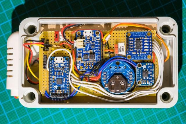 Data Logger Deluxe Complete Board