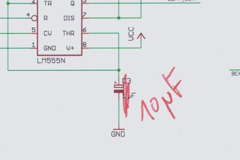 Outmoded Sequencer Wrong Value