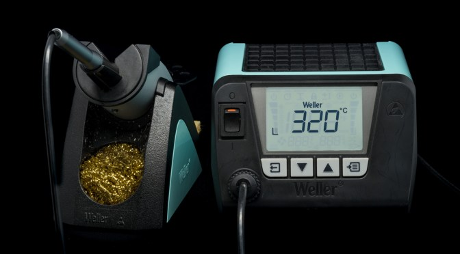 Weller WT Solder Station – Great Tool with Great Issues