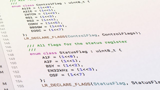 Make your Code Safe and Readable with Flags