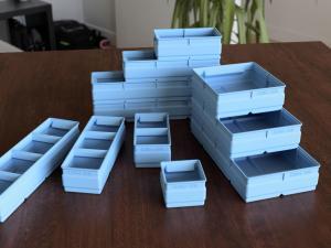 Regular Storage Boxes Update