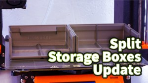 Split Storage Boxes Update