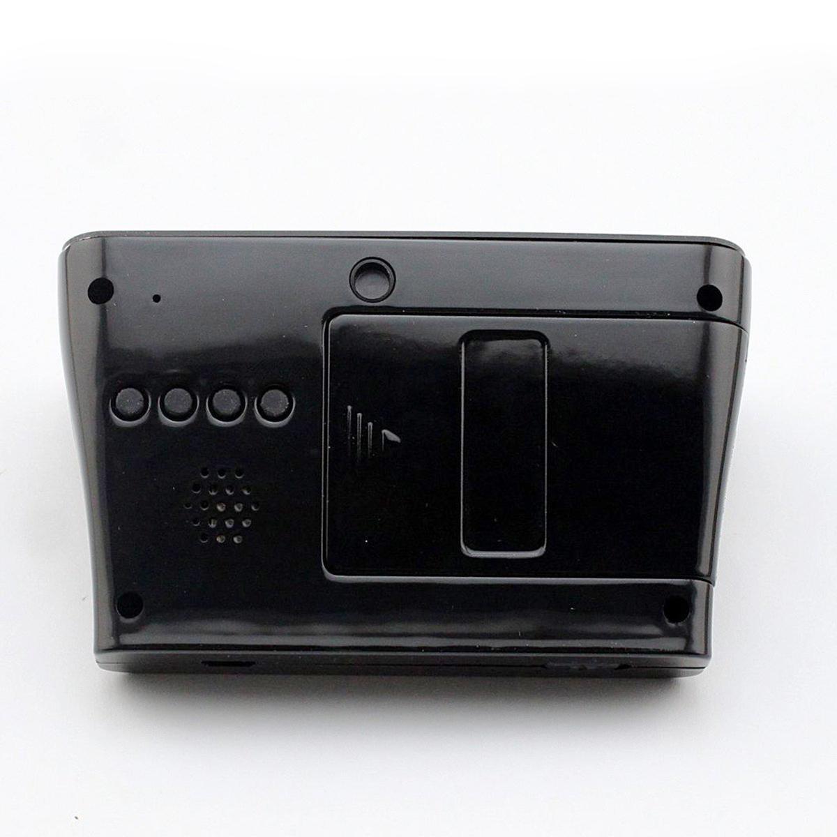 Wifi Ip Mini Clock Dvr Alarm Wireless Camera Spy Hidden