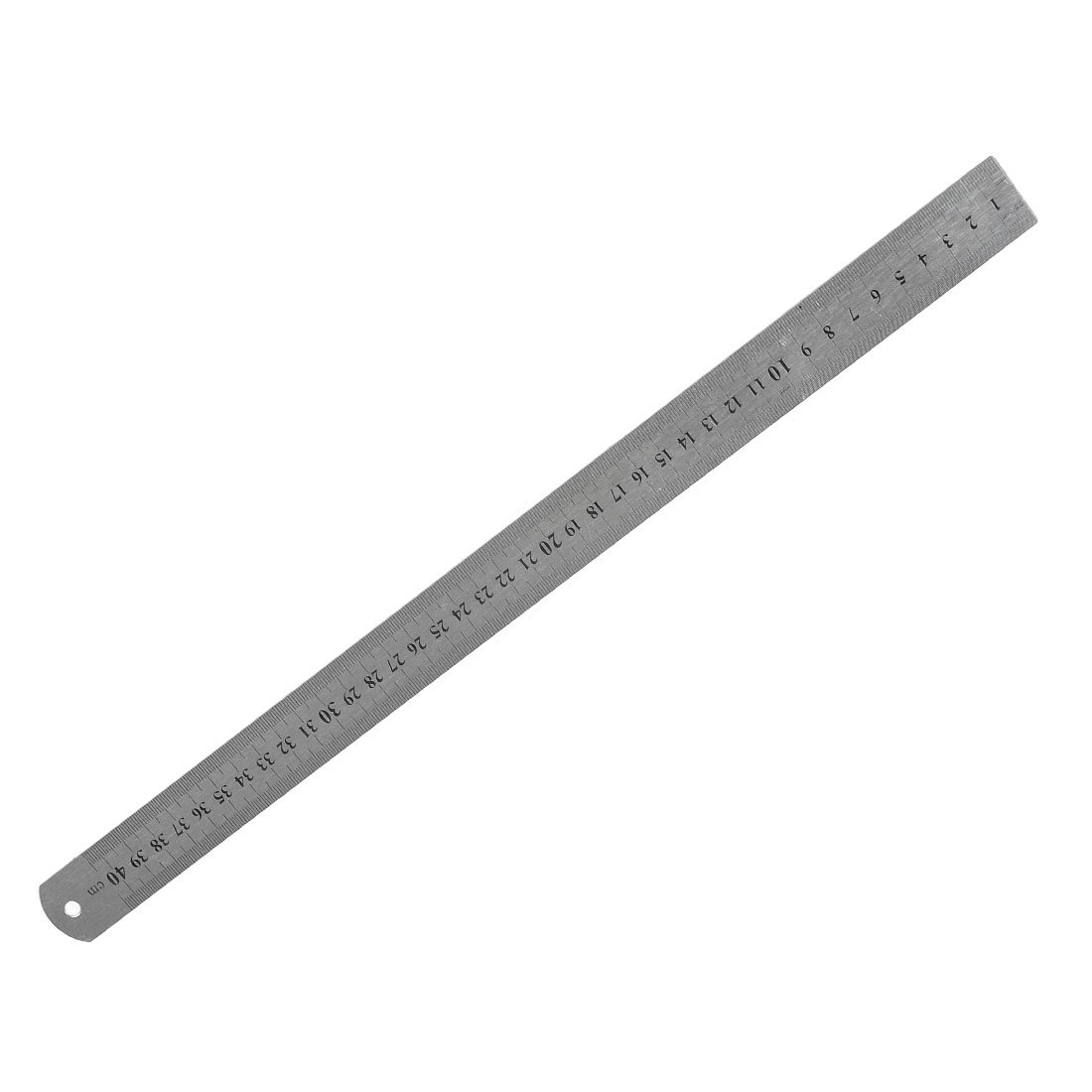 Stainless Steel 16 Inch Straight Ruler Measuring Kit